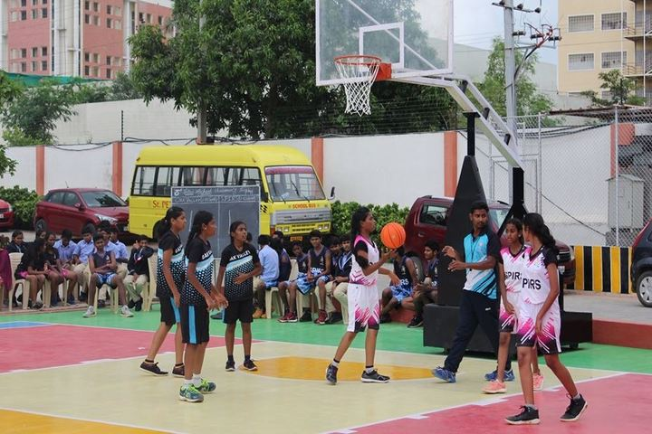 St Peters High School-Basket Ball