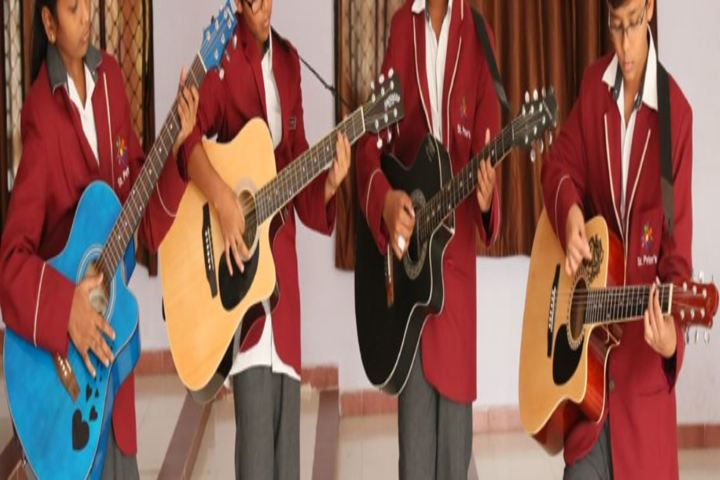 St Peters High School-Music