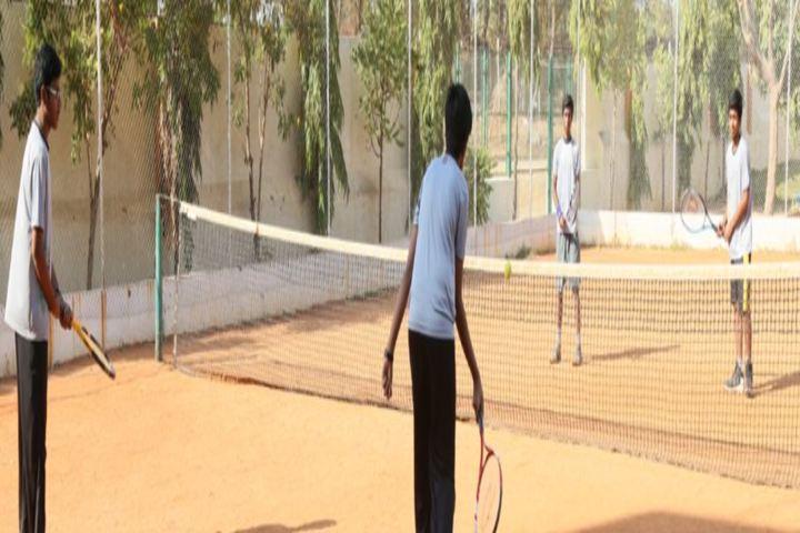 St Peters High School-Tennis