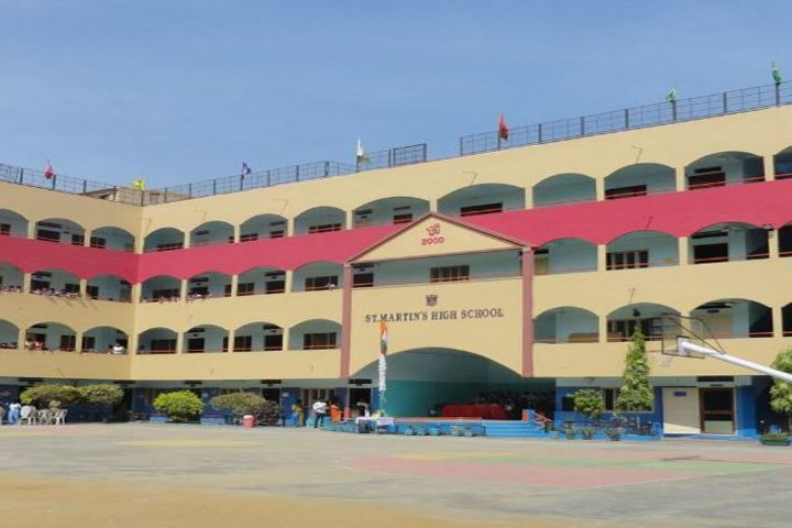 St Martins High School-Campus