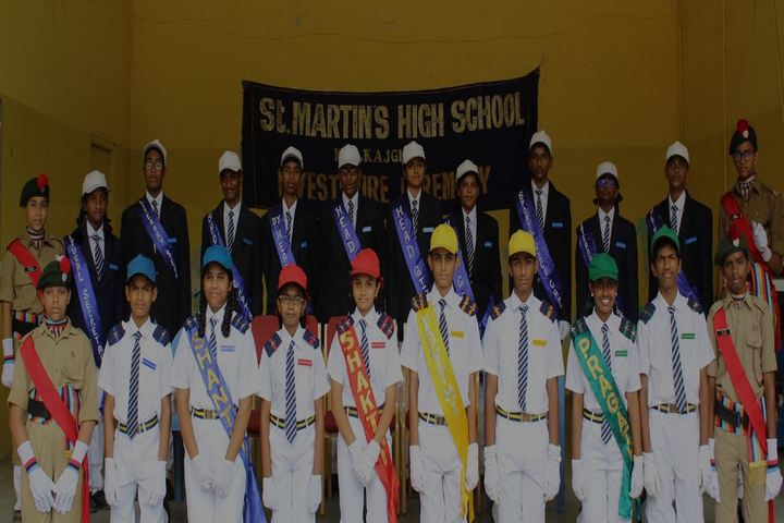 St Martins High School-Investiture Ceremony