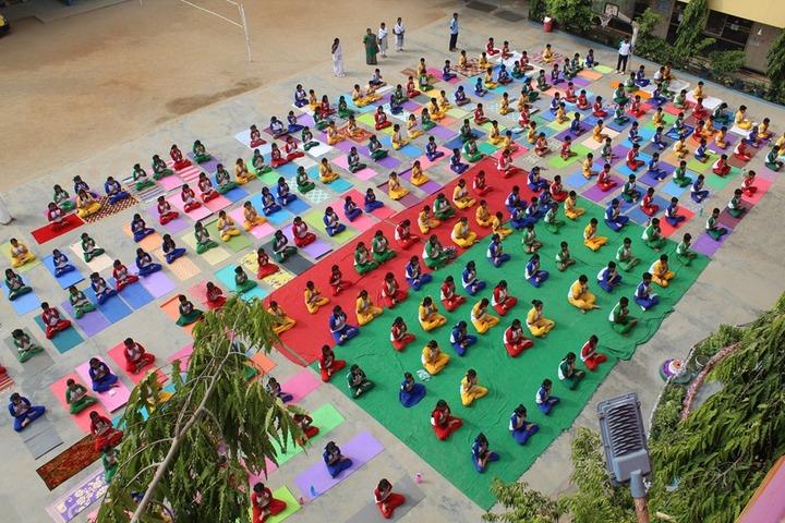St Martins High School-Yoga