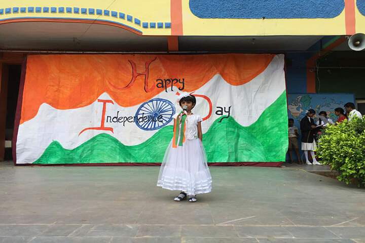 St Peters Edu School-Independence Day