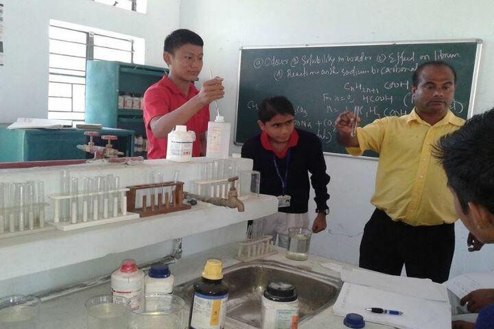 St Peters Edu School-Laboratory