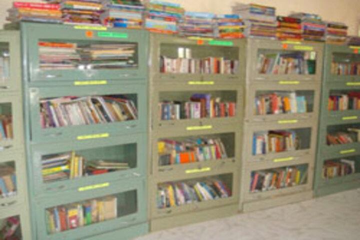 St Peters Edu School-Library