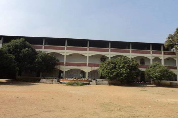 St  Agnes High School-School Building