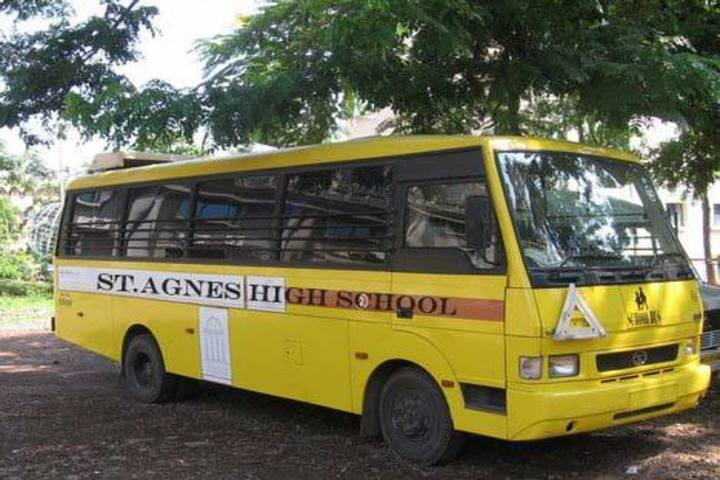 St  Agnes High School-Transport