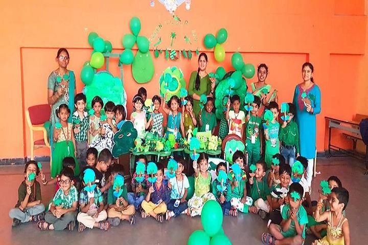 St Martins High School-Green-Day
