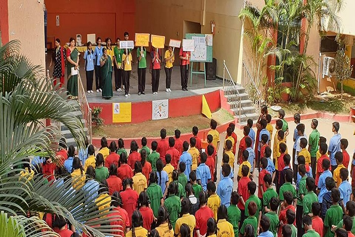 St Martins High School-National-Unity-Day