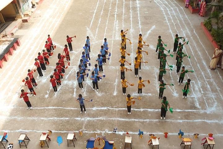 St Martins High School-Sports-Day