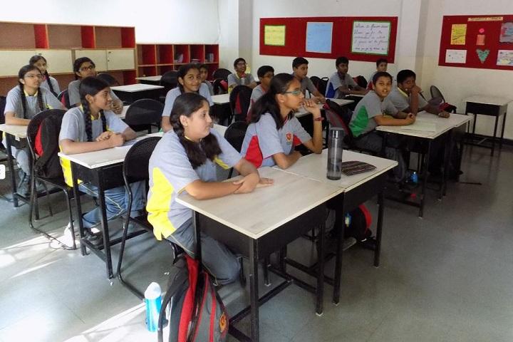Suchitra Academy-Classroom