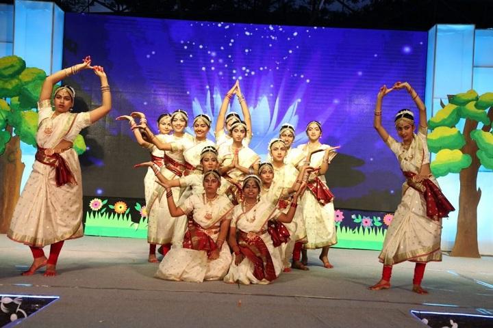 Suchitra Academy-Dance