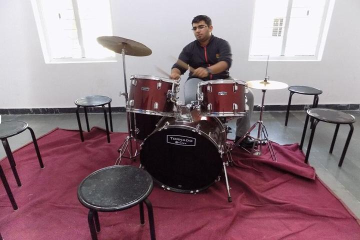 Suchitra Academy-Music Room