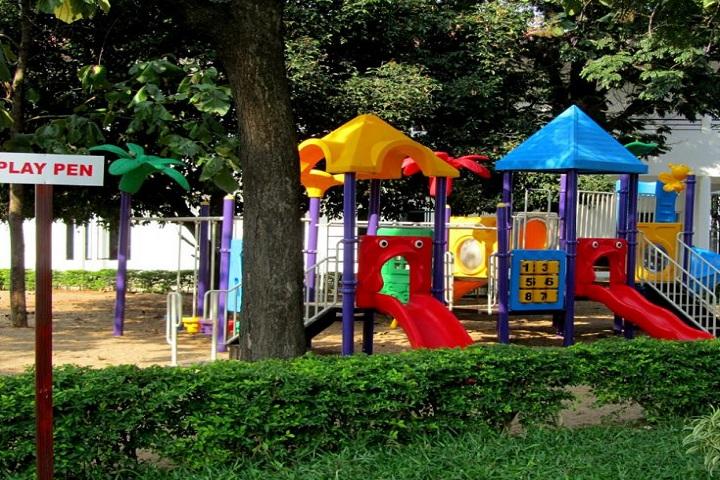 Suchitra Academy-Playing Area