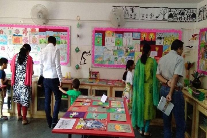 Suchitra Academy-Arts Exhibition