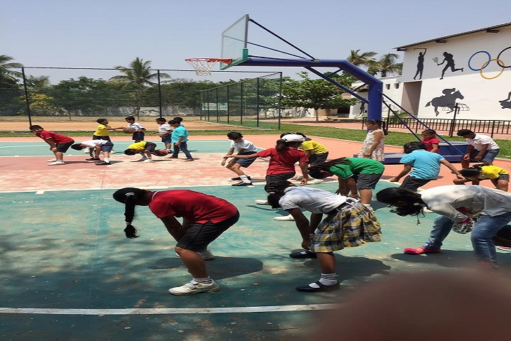 Sunflower Vedic School-Sports