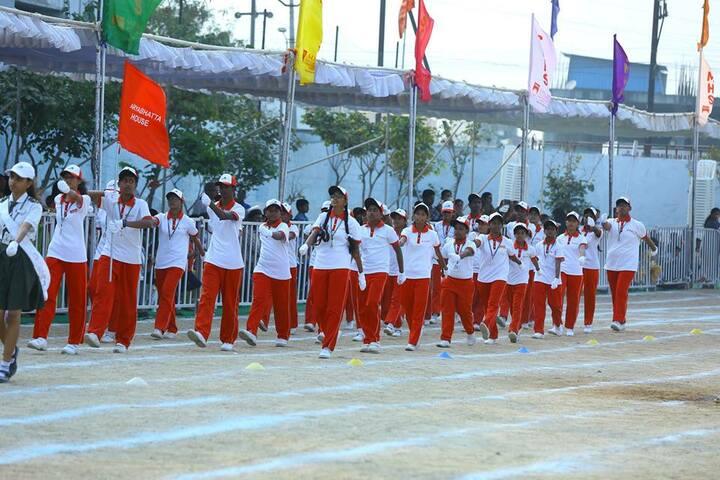 Suprabhat Model High School-Annual Sports