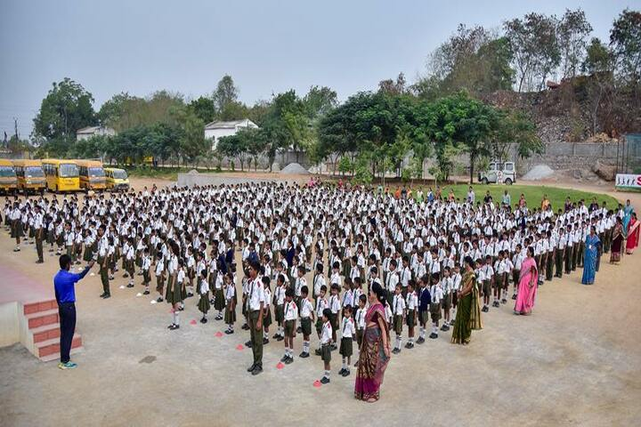 Suprabhat Model High School-Assembly