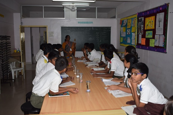 Suprabhat Model High School-Biology Lab
