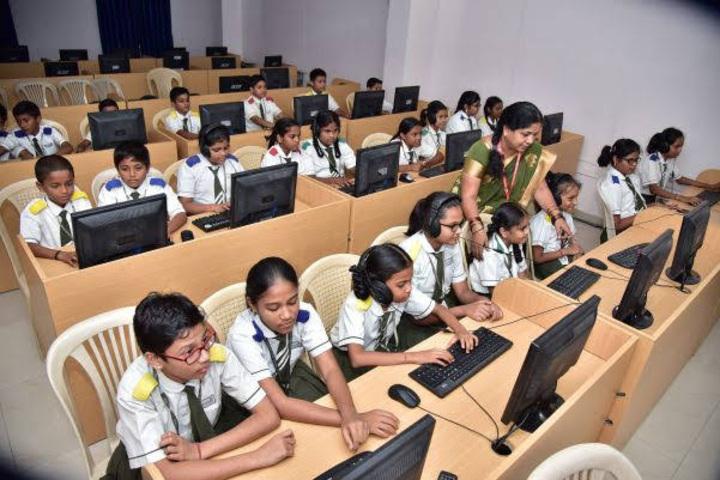 Suprabhat Model High School-Computer Lab