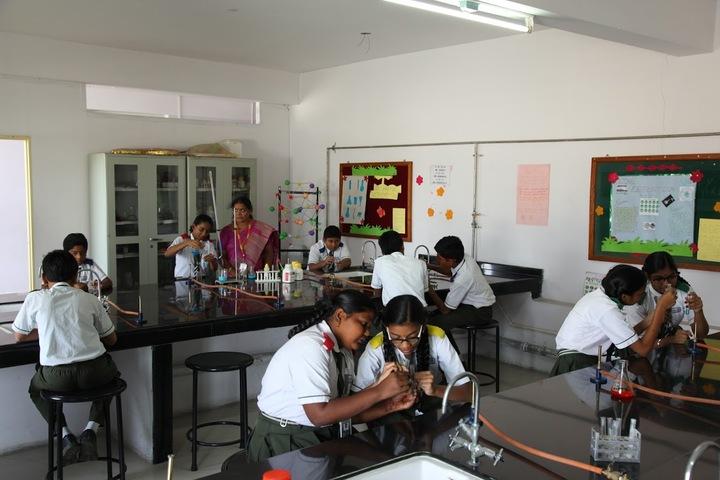 Suprabhat Model High School-Lab