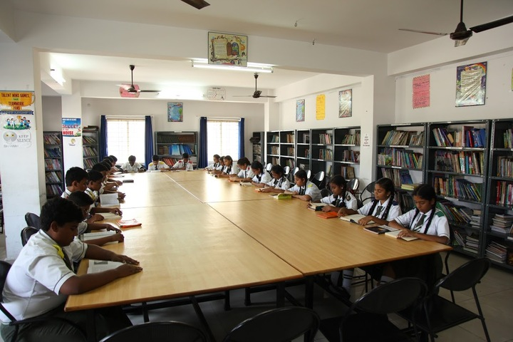 Suprabhat Model High School-Library