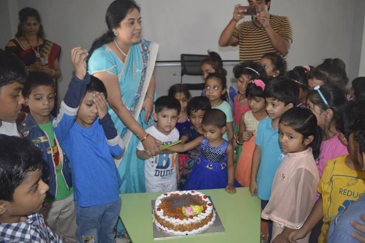 Surya The Global School-Birth Day Celebrations