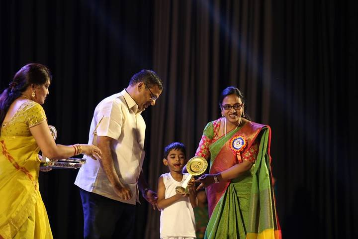 Surya The Global School-Felicitation
