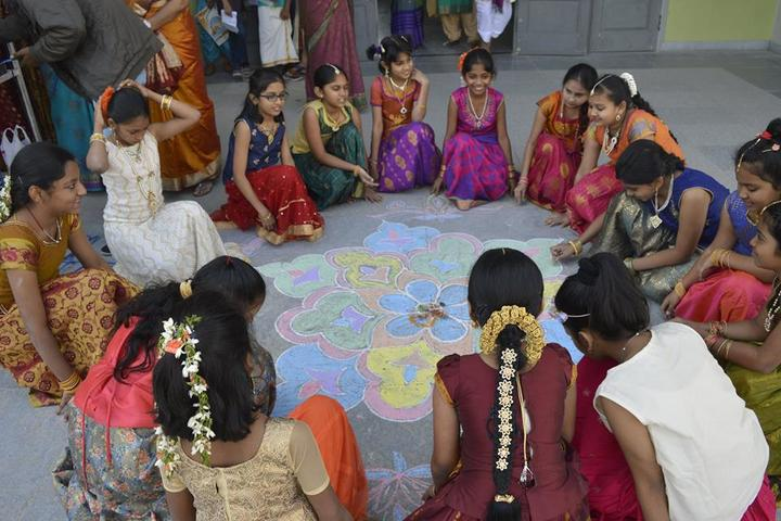 Surya The Global School-Festival Celebrations