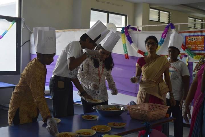Surya The Global School-Food Fest