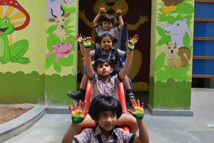 Surya The Global School-Fun Time