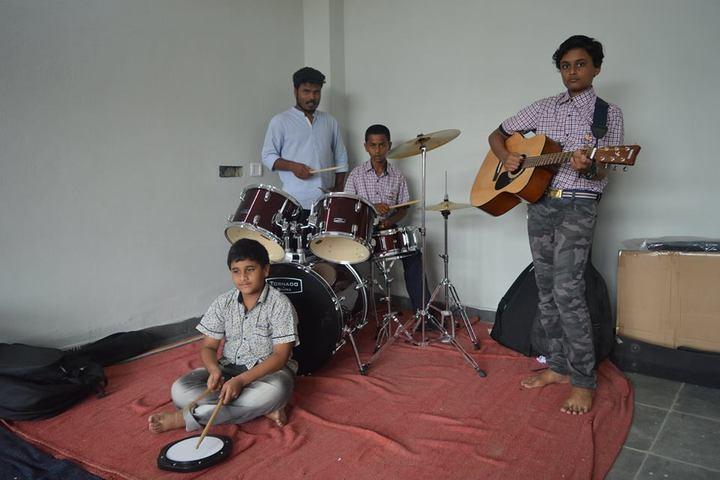 Surya The Global School-Music Room