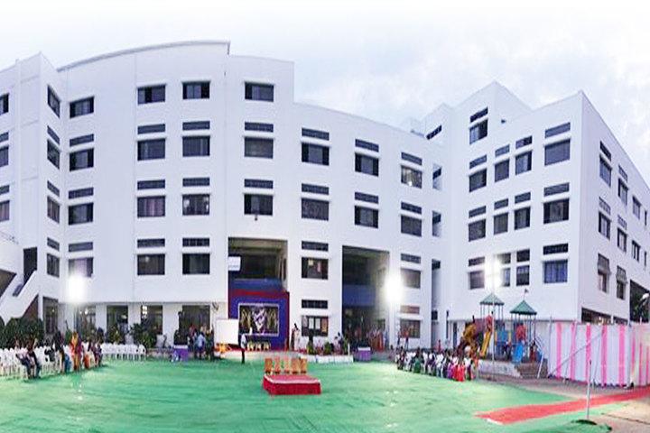 Surya The Global School-School Building