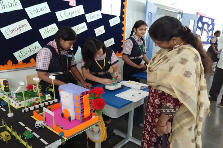 Surya The Global School-Science Exhibition