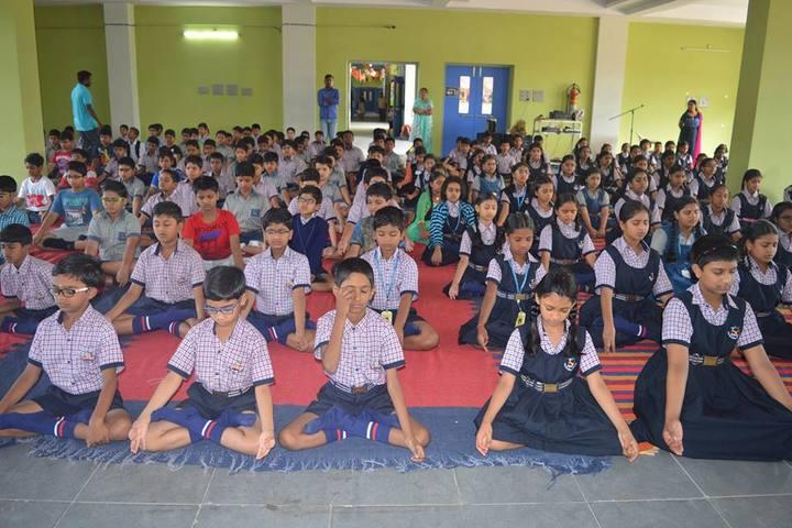 Surya The Global School-Yoga