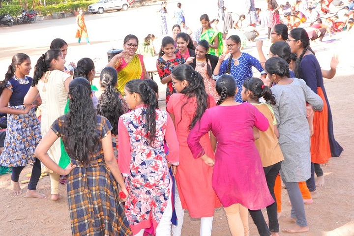Tejaswi High School-Event