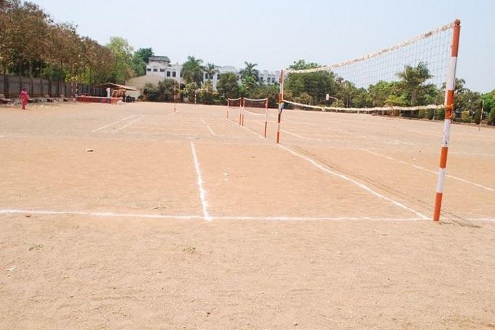 Tejaswi High School-Play Ground