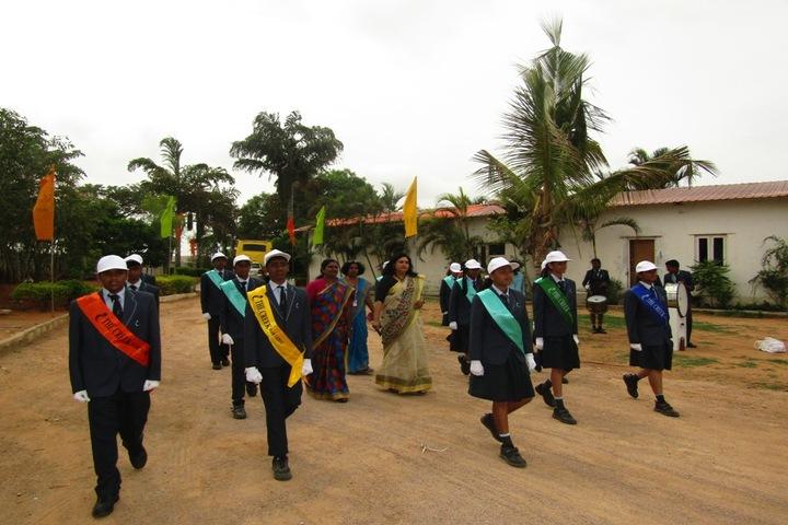 The Creek Planet School-Investiture Ceremony