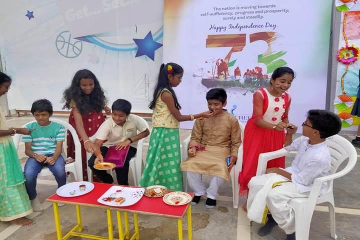 The Creek Planet School-Raksha Bandhan