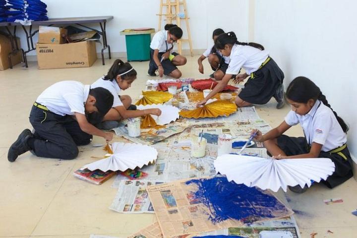 The Gaudium School-Arts