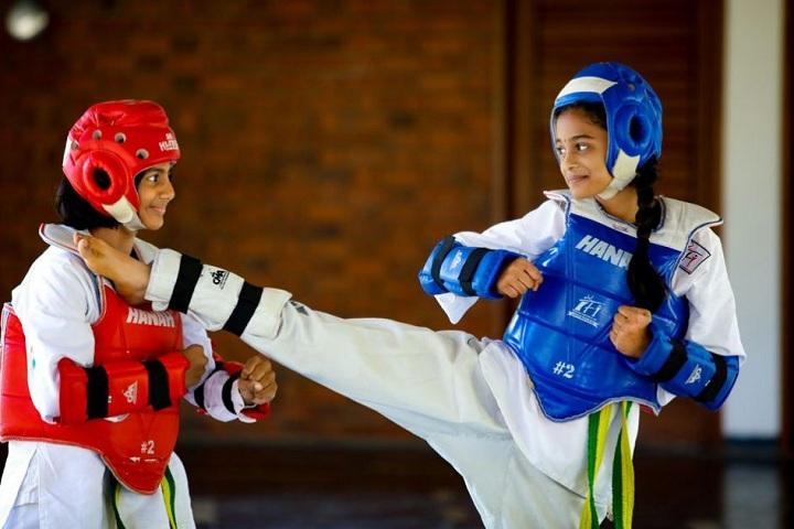 The Gaudium School-Boxing
