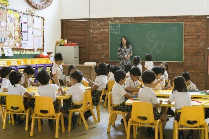The Gaudium School-Classroom