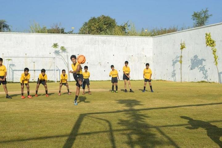 The Gaudium School-Outdoor Games