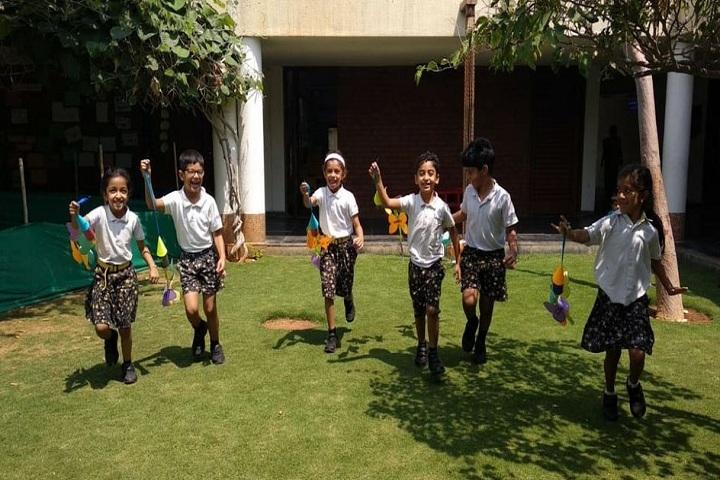 The Gaudium School-Play Area