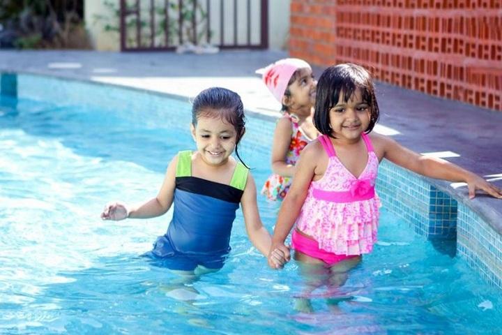 The Gaudium School-Swimming