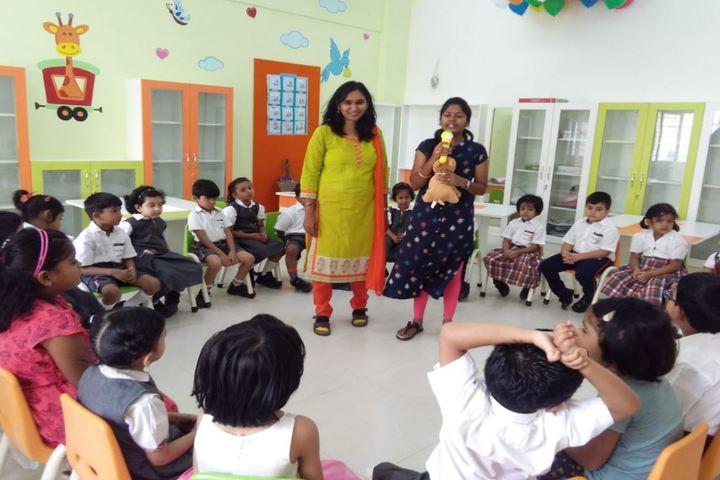 The Global Edge School-Activities