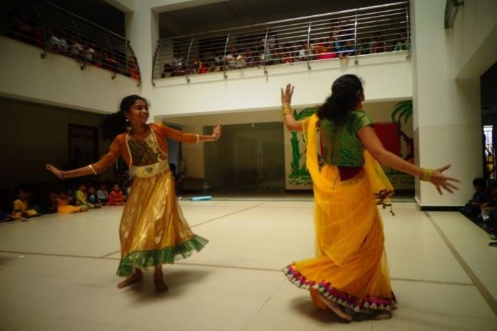 The Global Edge School-Dance