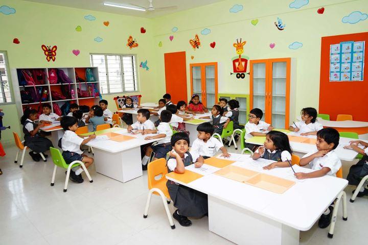 The Global Edge School-Drawing