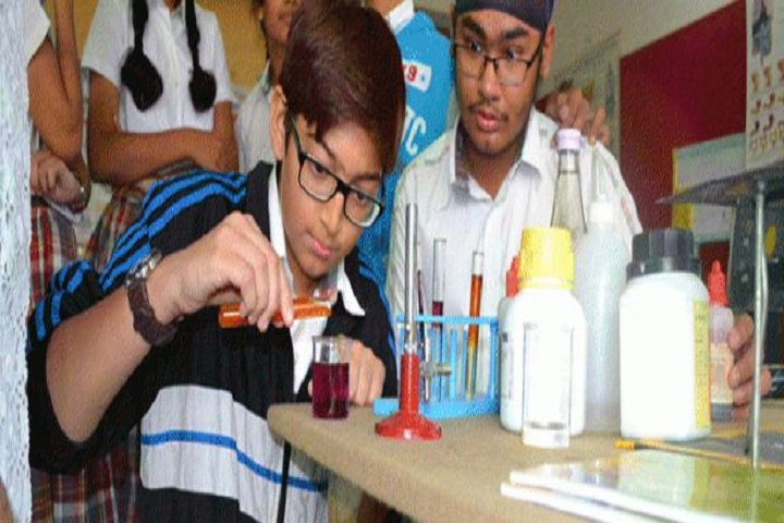 The Global Edge School-Lab