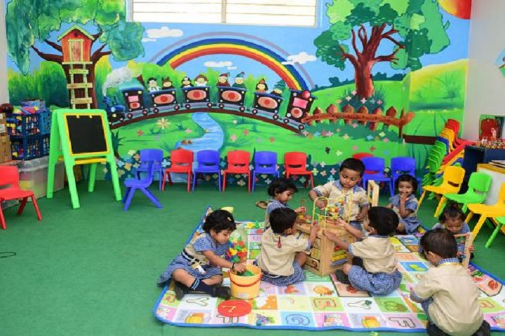 Unicent School-Play Area